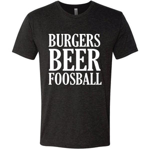 Burgers Beer Foosball Next Level
