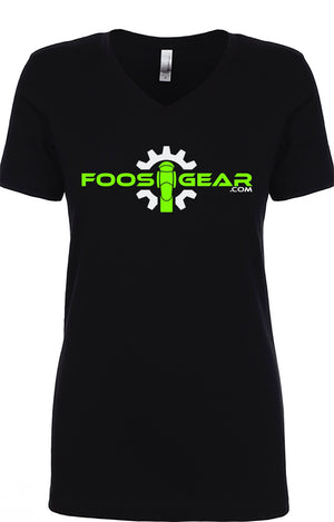 Foosgear Ladies T-Shirt