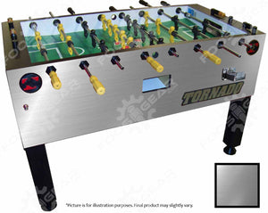 Tornado T-3000 Coin Op Foosball Table - USED