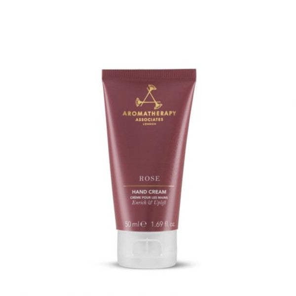 Aromatherapy Associates Rose Hand Cream | 50ml