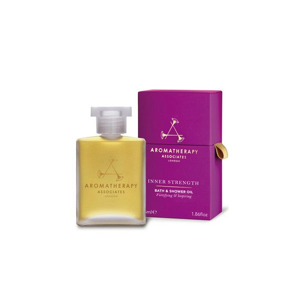 Aromatherapy Associates Inner Strength Bath and Shower Oil (55ml)