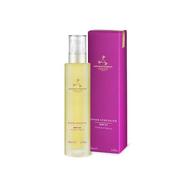 Aromatherapy Associates Inner Strength Body Oil (100ml)
