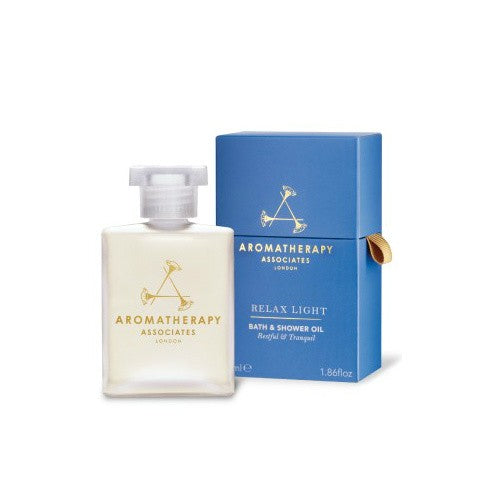 Aromatherapy Associates Light Relax Bath & Shower Oil (55ml)