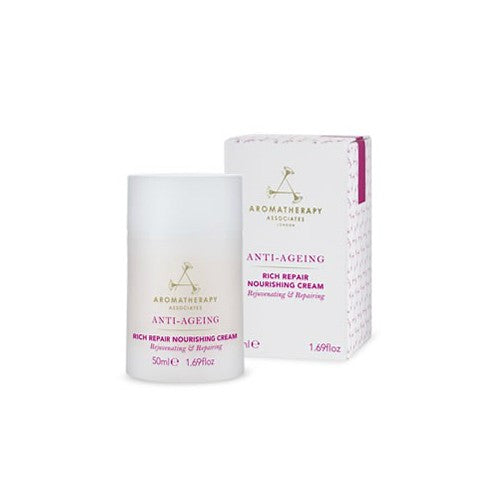 Aromatherapy Associates Anti Ageing Rich Repair Nourishing Cream (50ml)