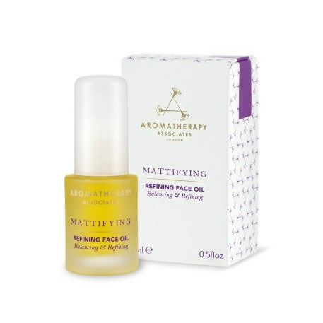 Aromatherapy Associates Mattifying Refining Face Oil (15ml)