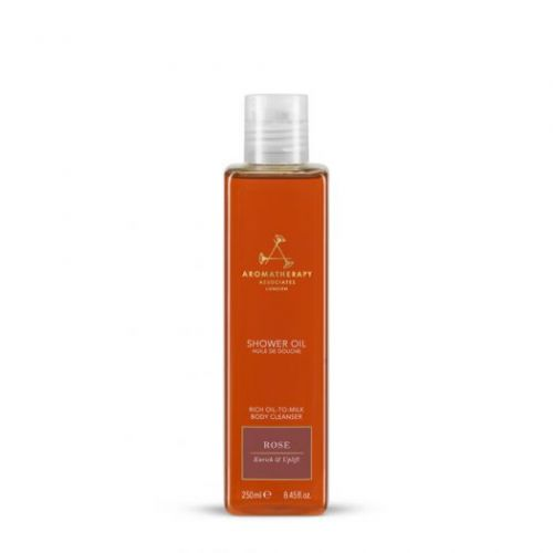 Aromatherapy Associates Rose Shower Oil | 250ml