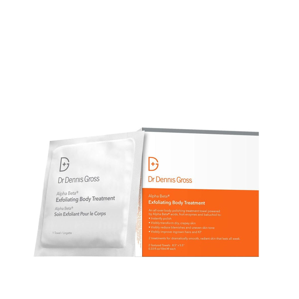 Dr Dennis Gross Alpha Beta Exfoliating Body Treatment | 2 Pack