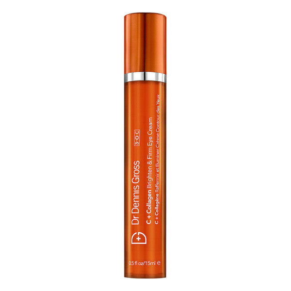 Dr Dennis Gross C+ Collagen Brighten & Firm Eye Cream (15ml)