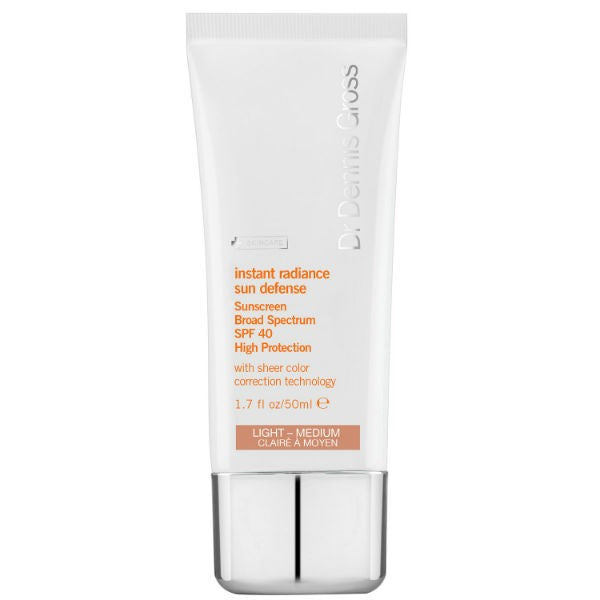 Dr Dennis Gross Instant Radiance Sun Defense SPF40 Light-Medium (50ml)
