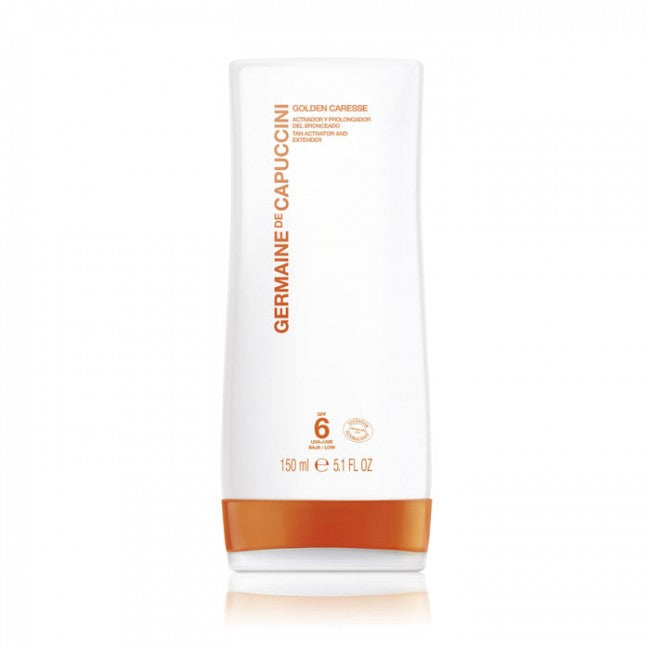 Germaine de Capuccini Golden Caresse Tan Activator & Extender (150ml)