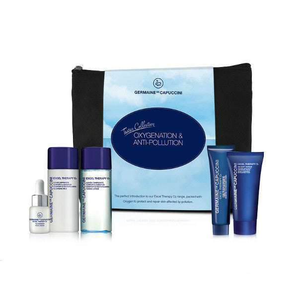 Germaine de Capuccini Excel Therapy O2 Oxygenation & Anti Pollution Set