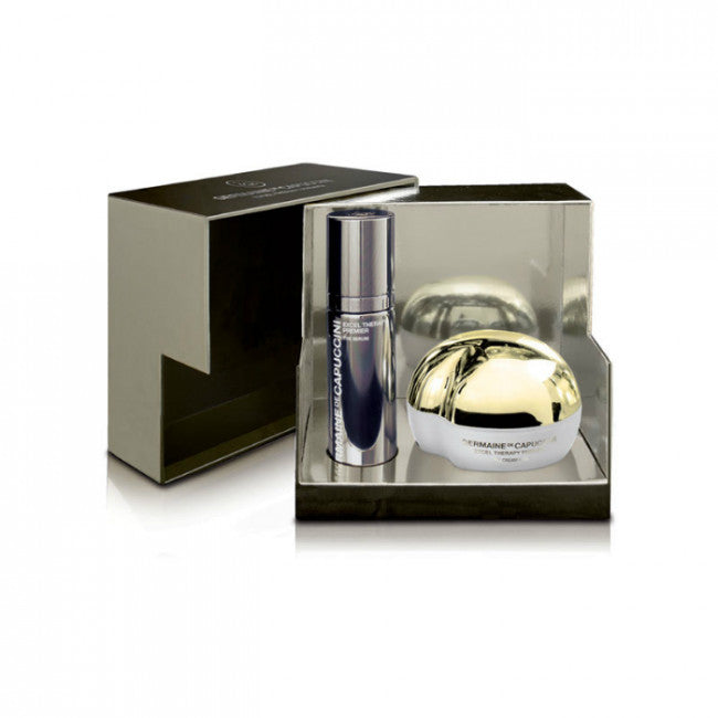 Germaine de Capuccini Excel Therapy Premier The Cream GNG (50ml) + Free Excel Premier Serum worth £170