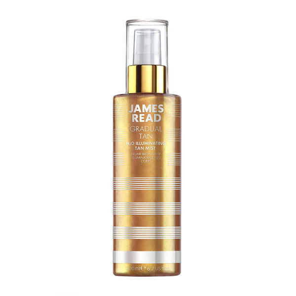 James Read Gradual Tan H2O Illuminating Tan Mist Body (200ml)