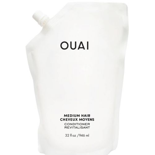 Ouai Medium Hair Conditioner Refill Pouch | 946ml