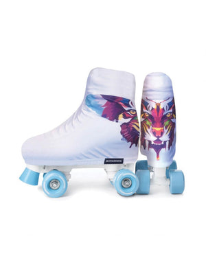 SKATERMATE  //  Boot Covers TIGER BUTTERFLY
