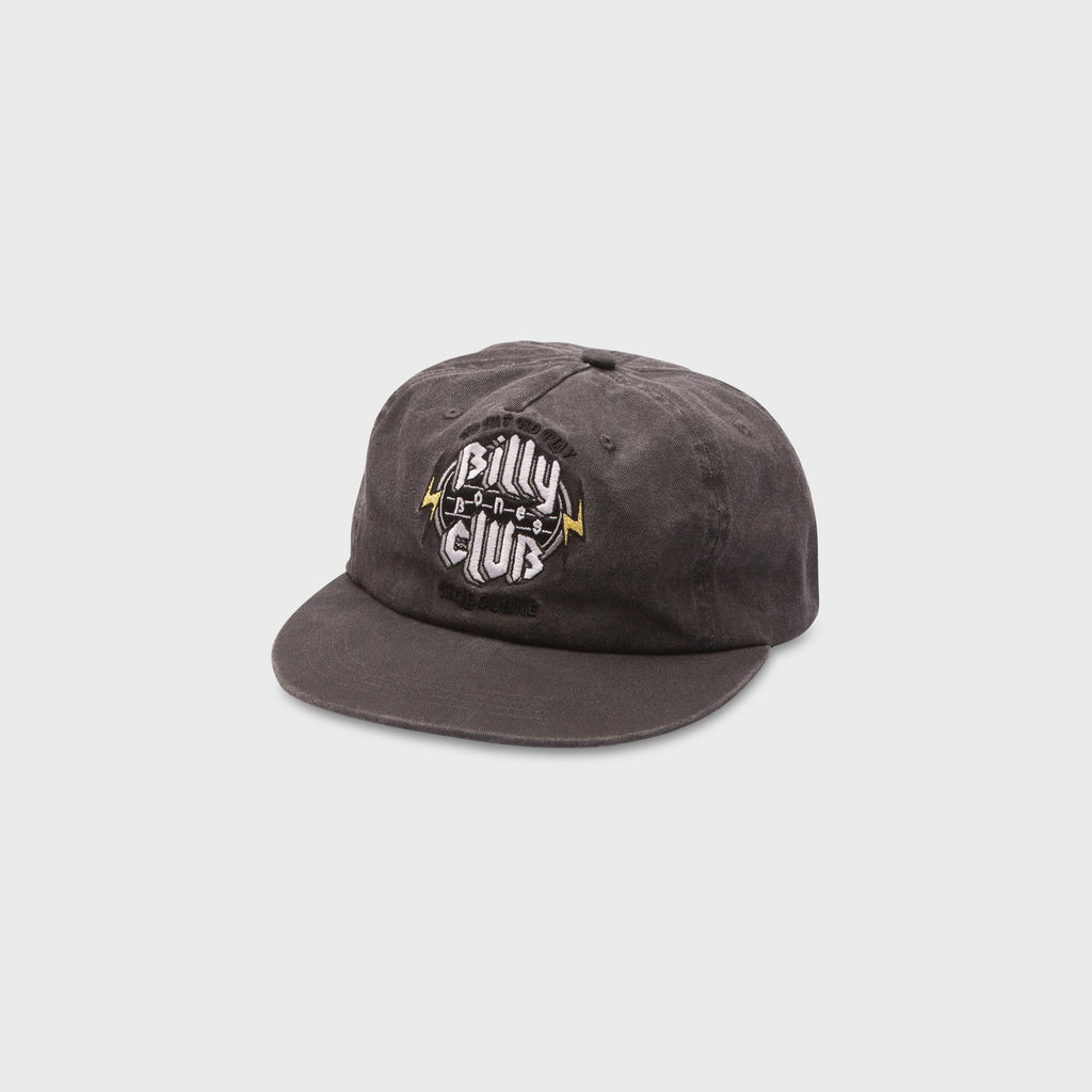 BILLY BONES  //  Bolt Cap VINTAGE WASH