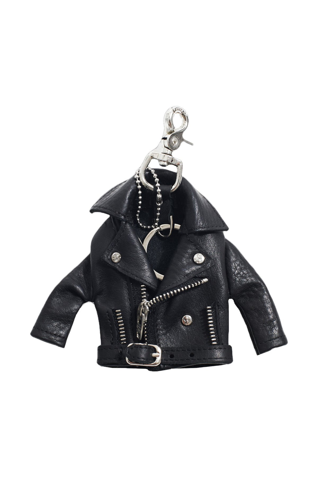 STOLEN GIRLFRIENDS CLUB  //  Leather Jacket Keyring