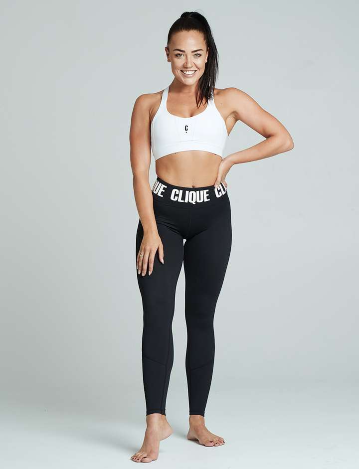 CLIQUE  // Gen III Compression Tights SHORT BLACK