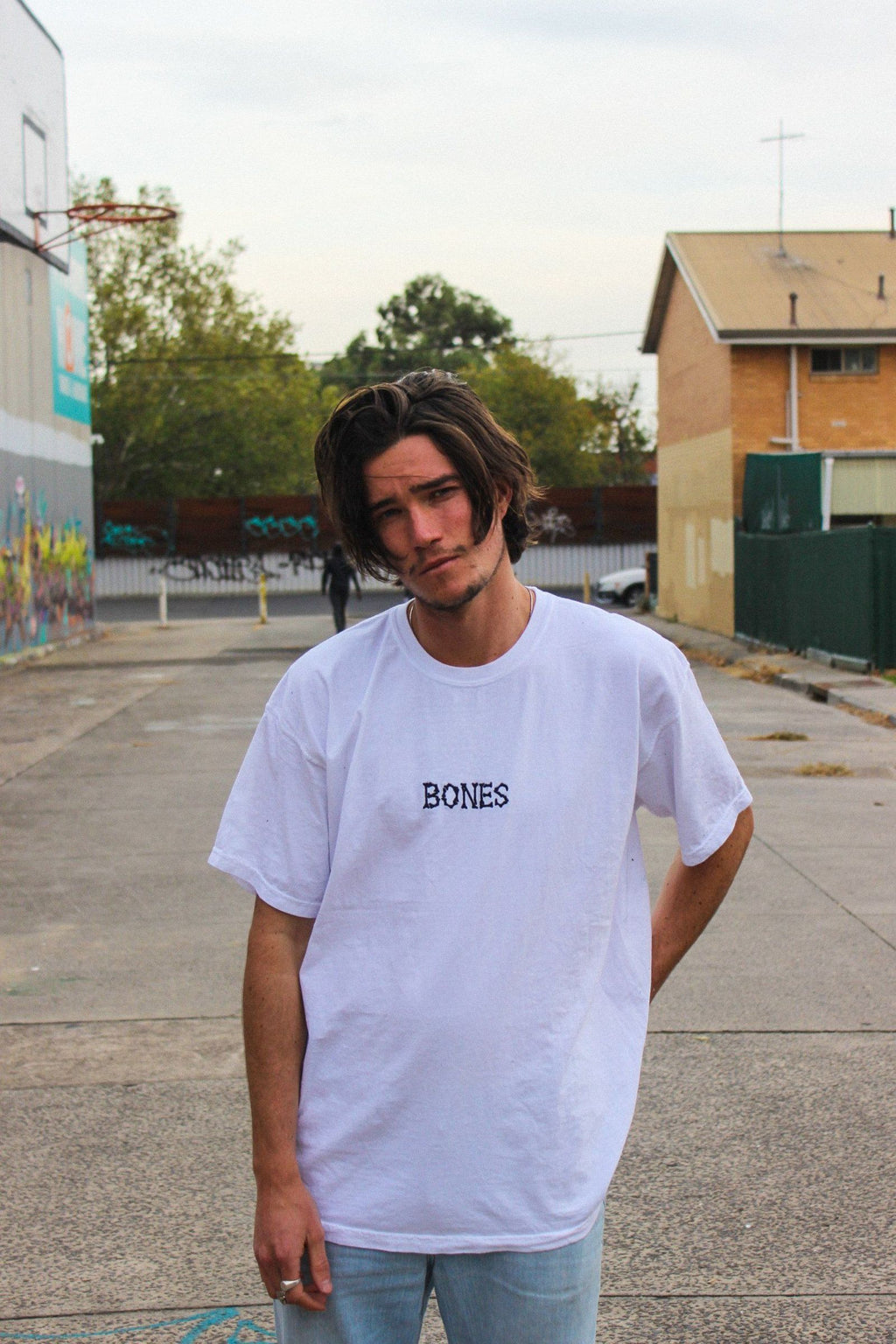 BILLY BONES  //  Tee BONES CLUB - WHITE