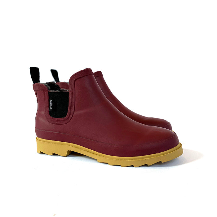 MARLO  //  Gumboot MULBERRY