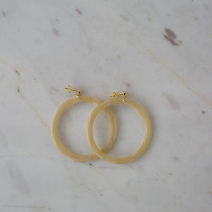 S O P H I E  //  Blondie Hoops