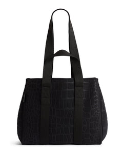 PRENE  //  Limited Edition The Wild Gigi Bag BLACK CROC