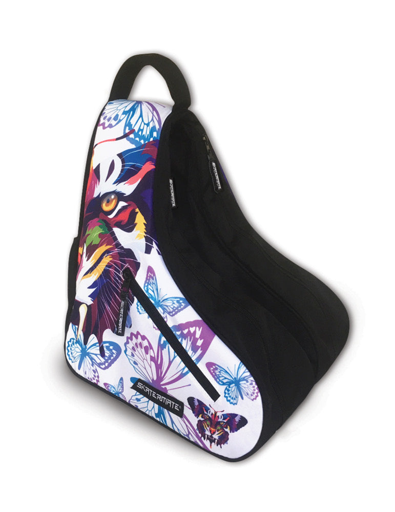 SKATERMATE  //  Boot Bag TIGER BUTTERFLY