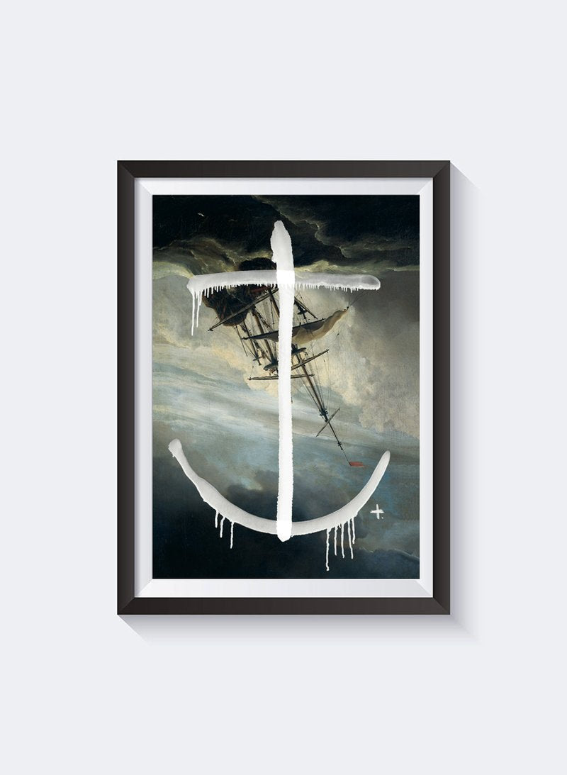 FEDERATION PRINTS  //  Upside Down Ship