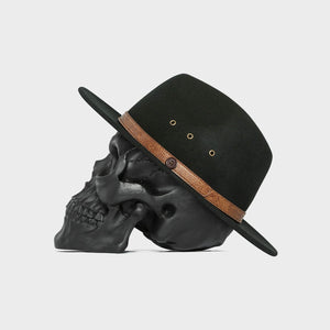 BILLY BONES  //  Fedora BLACK BETTY