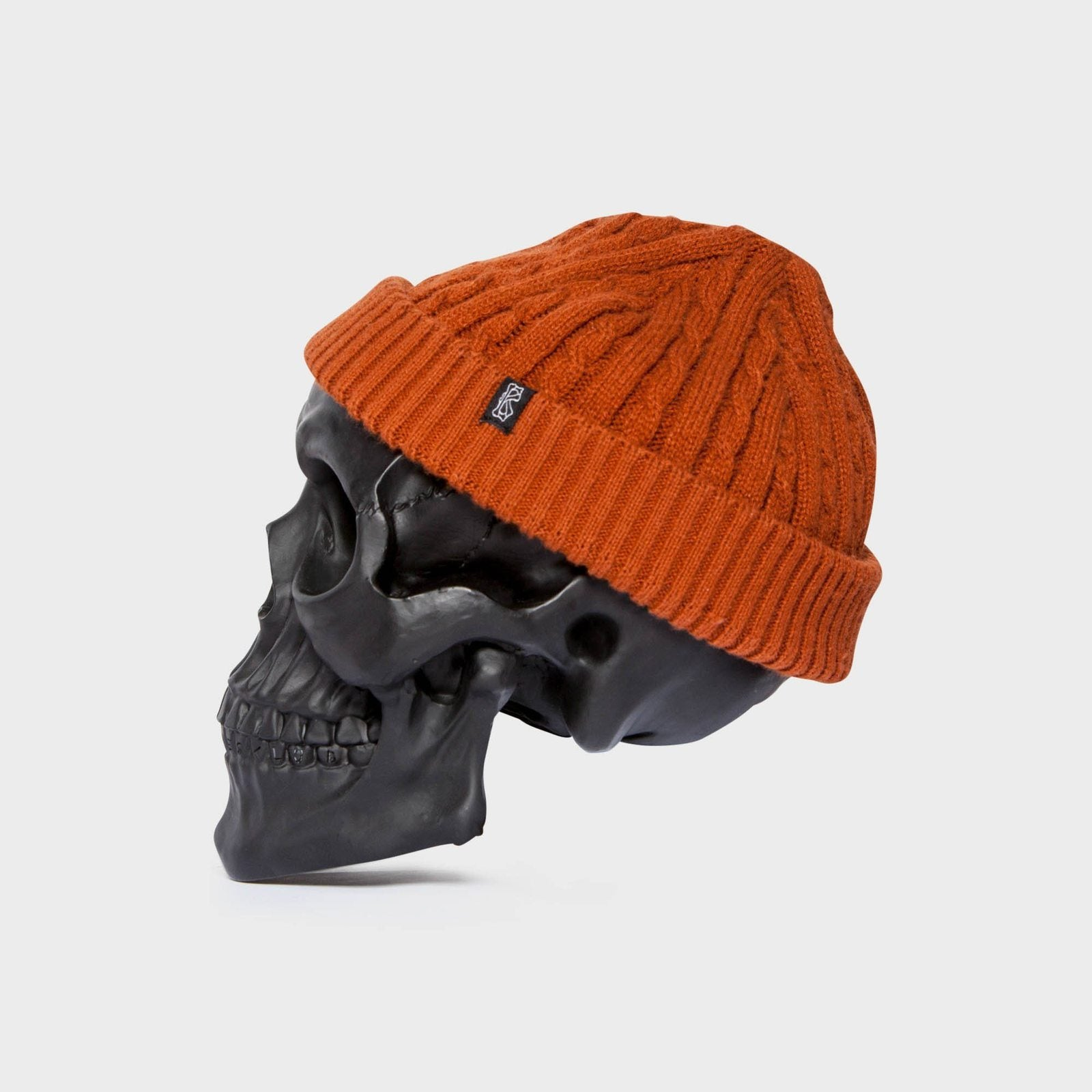 BILLY BONES  //  Fisherman Knit Beanie FITZROY
