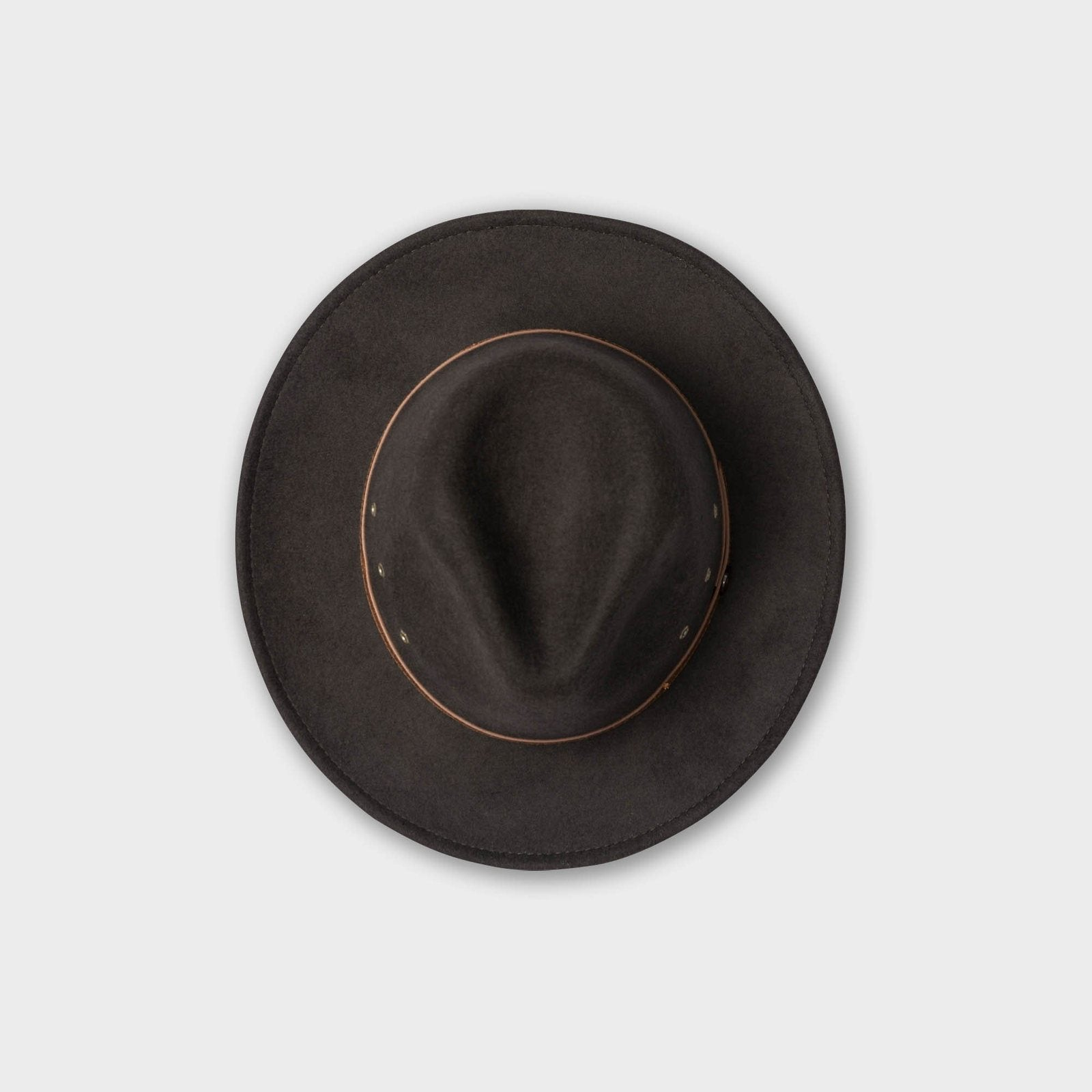 BILLY BONES  //  Fedora BROWN SUGAR