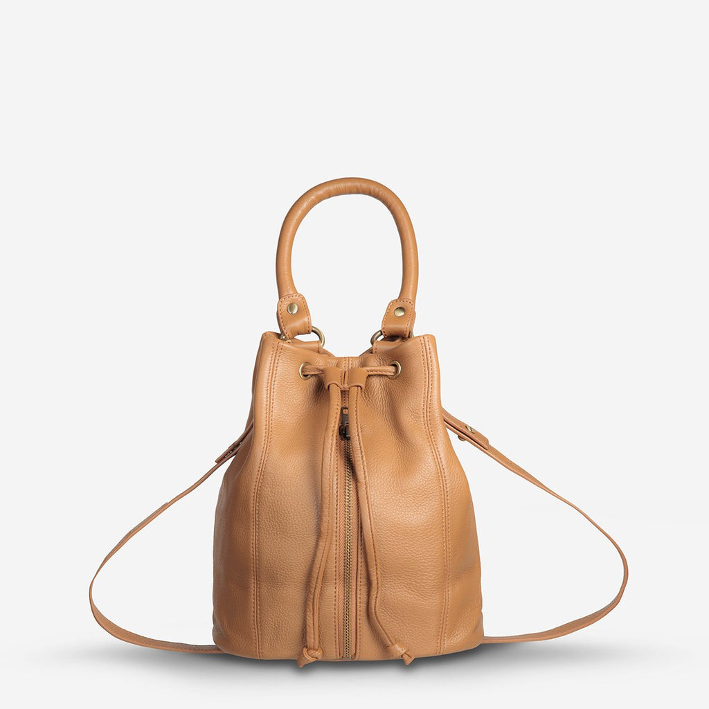 STATUS ANXIETY  //  Premonition Bag TAN