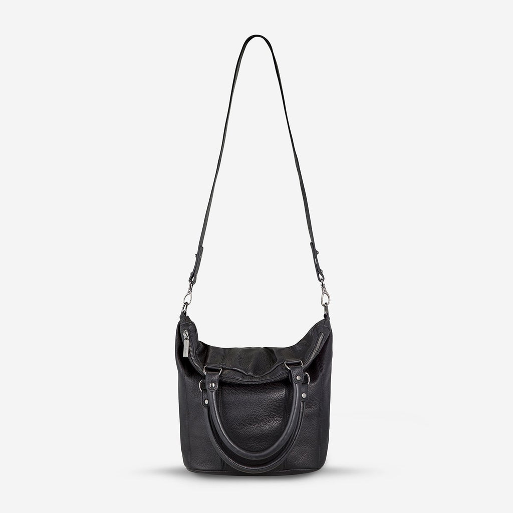 STATUS ANXIETY  //  Some Secret Place Bag BLACK
