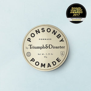 TRIUMPH & DISASTER  //  Ponsonby Pomade