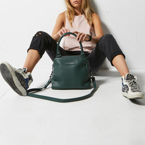 STATUS ANXIETY  //  Last Mountains Bag GREEN