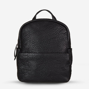 STATUS ANXIETY  //  People Like Us Backpack BLACK BUBBLE