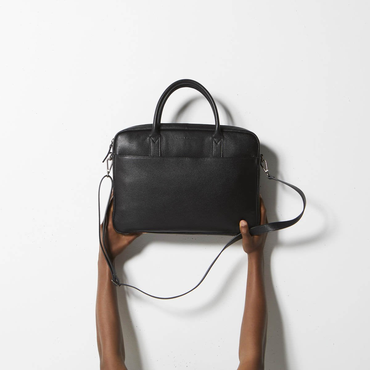 STATUS ANXIETY  //  Risking All Bag BLACK