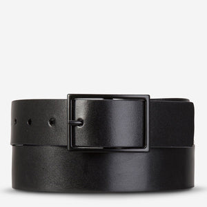 STATUS ANXIETY  //  Natural Corruption Belt BLACK