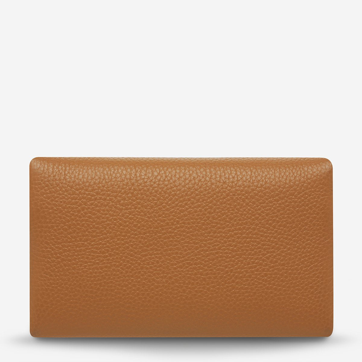 STATUS ANXIETY  //  Audrey Wallet TAN