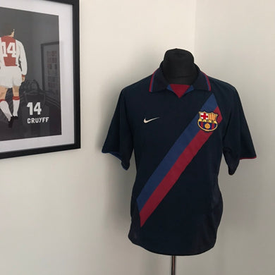FC Barcelona 2002-2004 Away football shirt