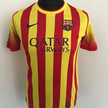 Load image into Gallery viewer, FC Barcelona 2013-14 Away Shirt