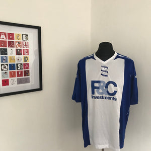 Birmingham City 2007-2008 Home shirt