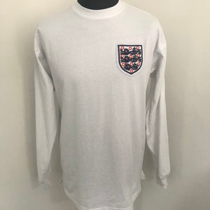 England World Cup 1966 'Booby Moore' Home Shirt