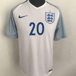 England Euro 2016 Home Shirt