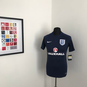 England 2014 Training Football Shirt