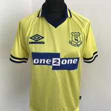 Load image into Gallery viewer, Everton 1998-99 3rd Away Shirt