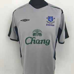 Everton 2005-2006 Away Shirt