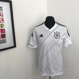 Germany Euro 2012 Home Shirt