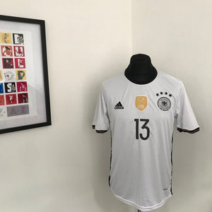 Germany Euro 2016 Home Shirt