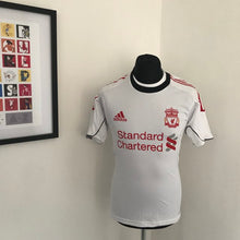 Load image into Gallery viewer, Liverpool FC 2010-2011 Training Shirt